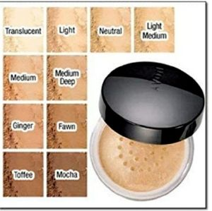 Avon True Color Flawless Loose Powder